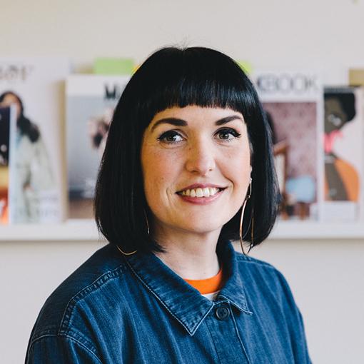 Beth Hazon, Commercial Director, TrendBible