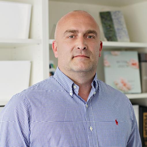 Stefan Barksby, Head of Business Development, TrendBible