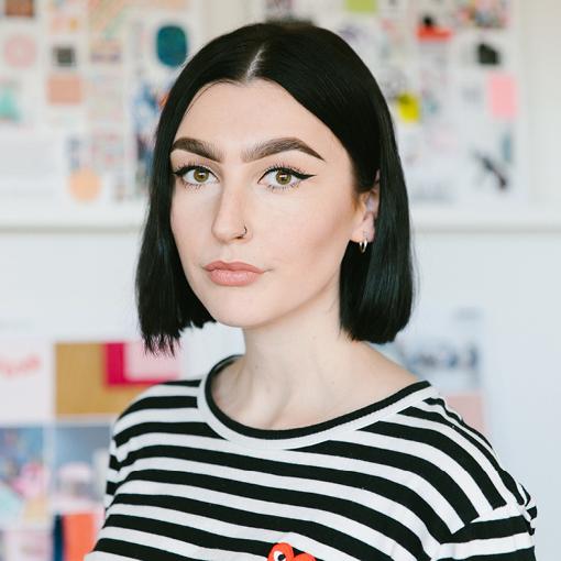 Danika Morris, Visual Trend Researcher, TrendBible